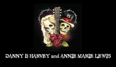 Danny B. Harvey and Annie Marie Lewis